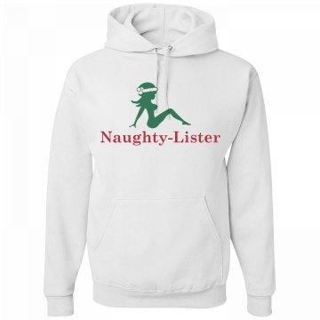 Naughty Xmas Lister
