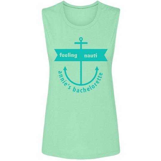 Nautical Bachelorette Custom