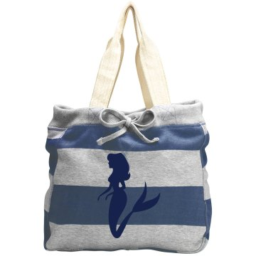 Navy Blue Mermaid