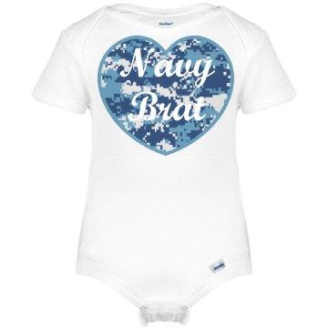 Navy brat/daddy princess