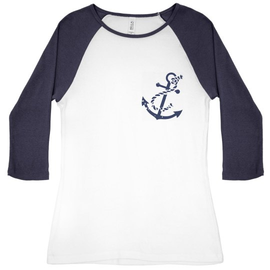 Navy Girl Shirt