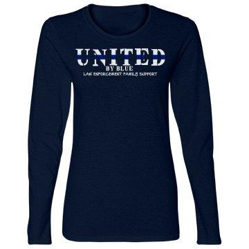 Navy Long Sleeve United