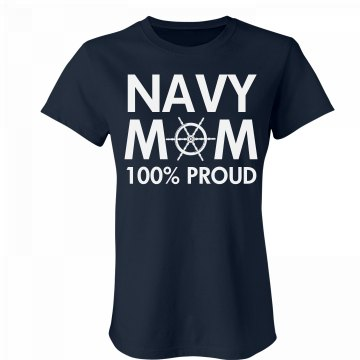 Navy Mom Proud