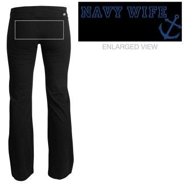 Navy wife sweats
