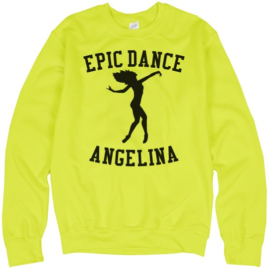 Neon Color Sweatshirt