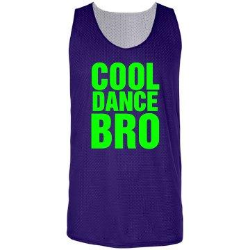 Neon Dance Bro Pinnie