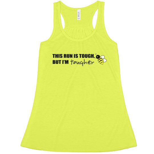 Neon Killer B Tank - I'm Tougher