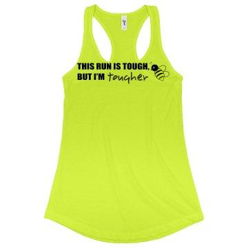 Neon Killer B Tank - I'm Tougher