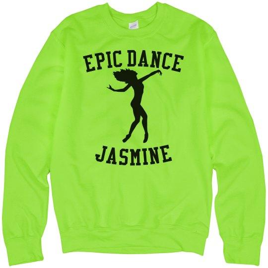 Neon Teen/Adult Sweatshirt