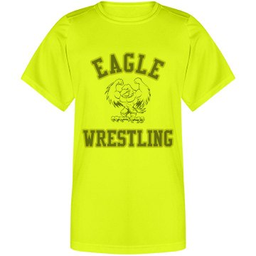 Neon youth wrestling