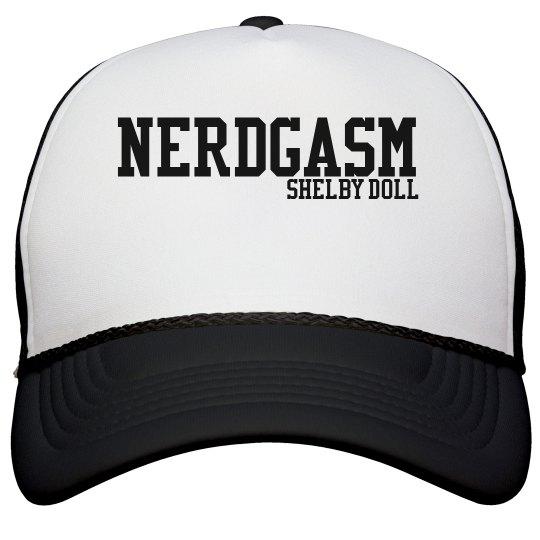 nerdgasm hat