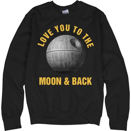 Nerdy Death Star Love