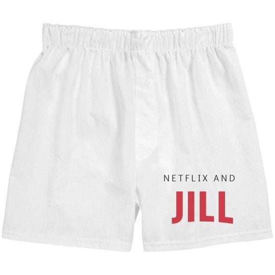 Netflix And Jill Single Man