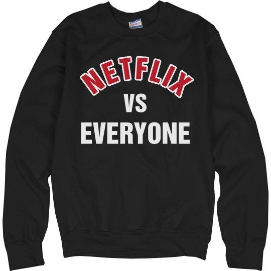 Netflix Vs Everyone