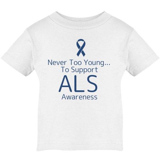 Never Too Young  ALS