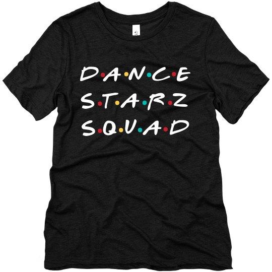 **NEW ADULT DANCE STARZ SQUAD