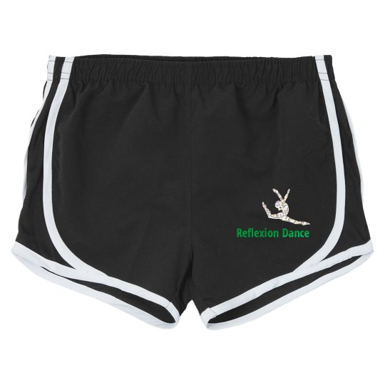 New! ADULT FLEX RUNNING SHORTS