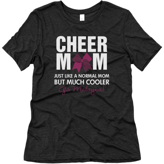NEW! Customize to your cheerleaders name!