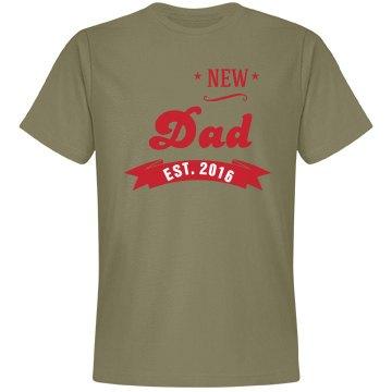New Dad Established date