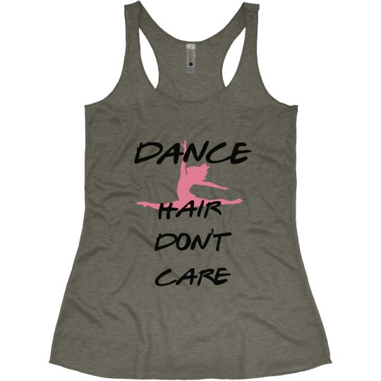 New Dance Hair Tank