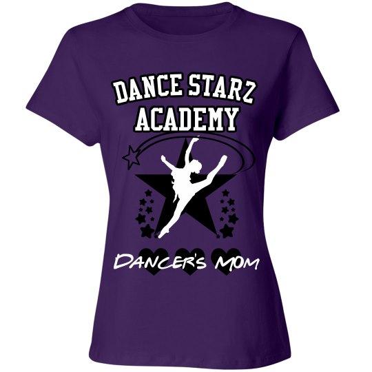 **NEW DANCE MOM SHIRT