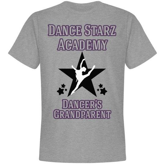 **NEW Dance Starz Grandparent Shirt