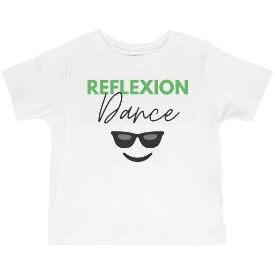 NEW! LITTLE FLEX TEE (Cool Kid)