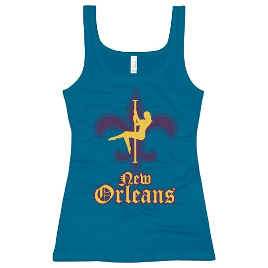 New Orleans Stripper