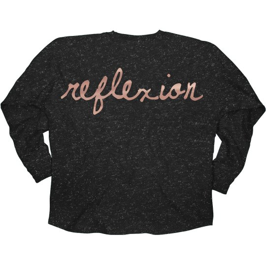 NEW! ROSE GOLD LUXE JERSEY