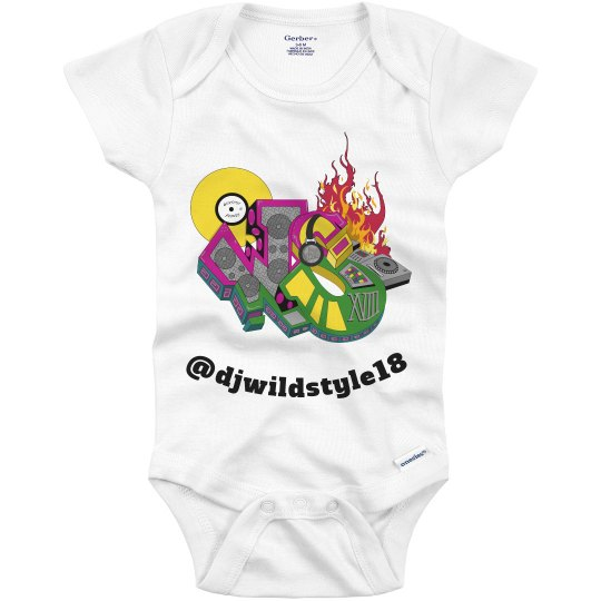 New Wildstyle Baby/Toddler