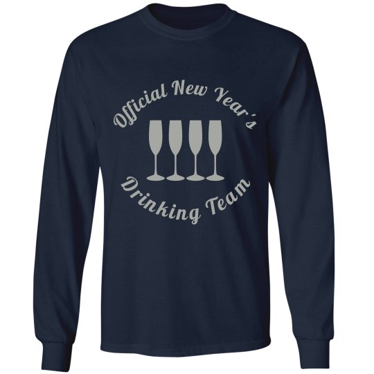 New Year Drinking Team