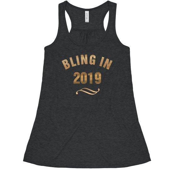 New Year's Bling In 2019