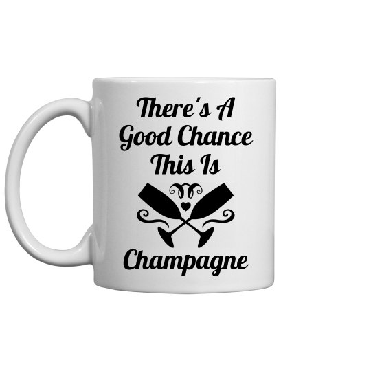 New Year's Coffee Mug