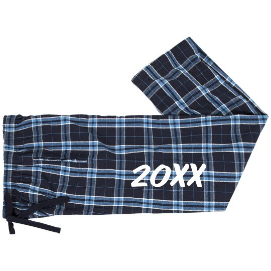New Years Pajama Flannels