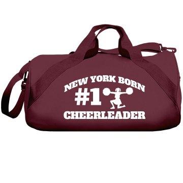 New York cheerleader