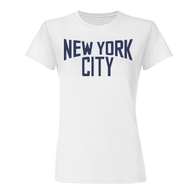 New York City Jersey