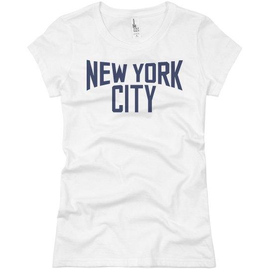 New York City Jersey