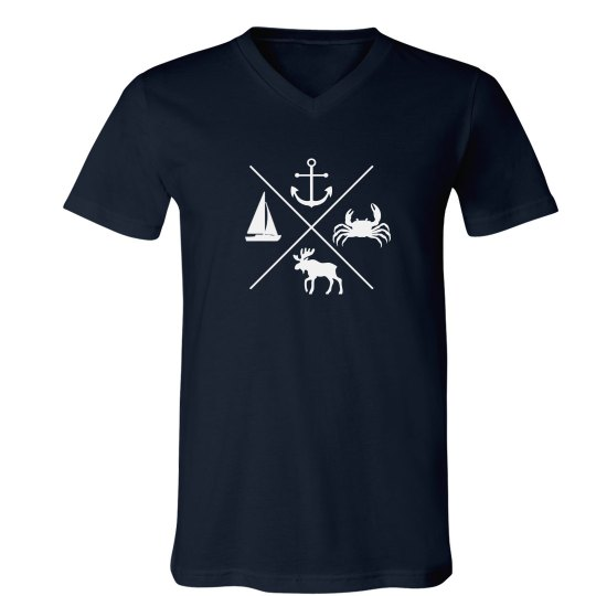 Newfoundland four corners shirt