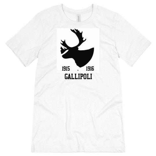 Newfoundland Gallipoli Tshirt