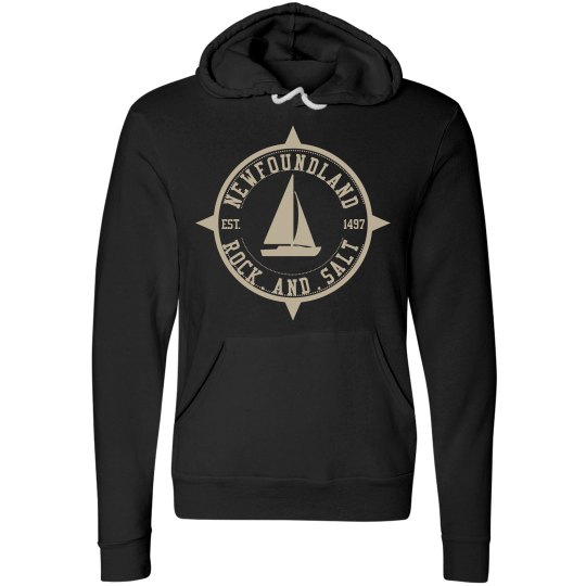 Newfoundland outport lifestyle schooner