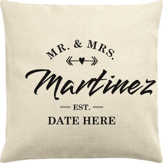 Newlywed Wedding Anniversary Gift
