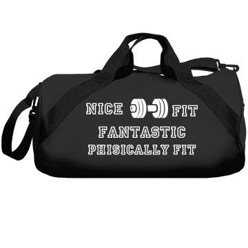 Nice, Fit, Fantastic Bag