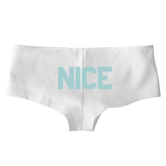 Nice Xmas Christmas Underwear