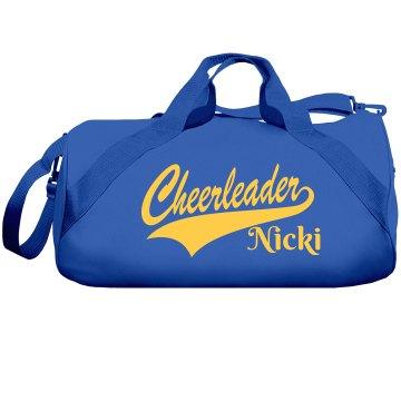 Nicki Cheerleading Bag