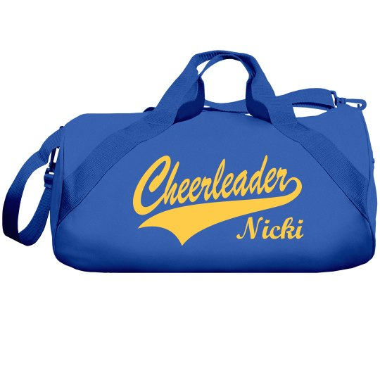 Nicki Cheerleading Bag