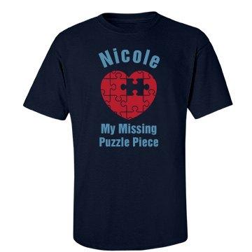 Nicole Missing Puzzle