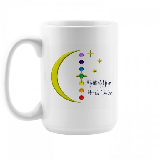 Night of Your Heart's Desire Mug