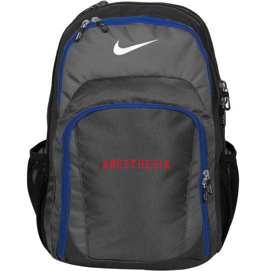 Nike Backpack- Anesthesia