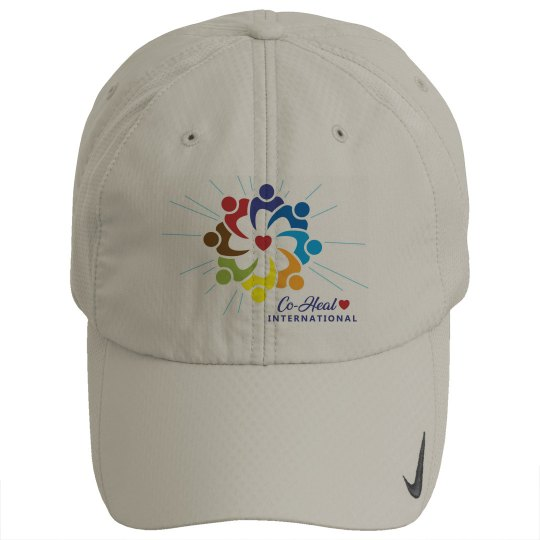 Nike Hat with Seam in the Middle