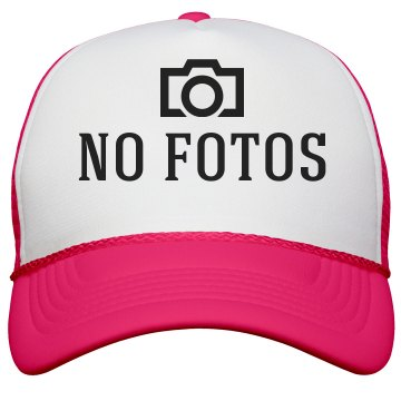 No Fotos hat